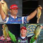 BassGold Nails Two WI Elites!